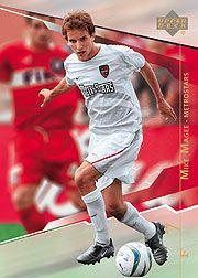 2004 Upper Deck MLS #66 Mike Magee RC