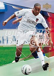 2004 Upper Deck MLS #70 Ricardo Clark RC