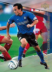 2004 Upper Deck MLS #82 Landon Donovan