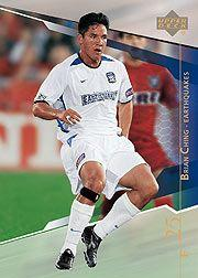 2004 Upper Deck MLS #84 Brian Ching RC