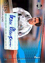 2004 Upper Deck MLS Autographs #PA Preki