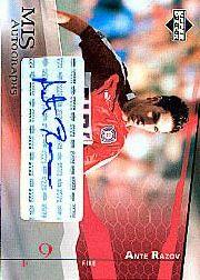 2004 Upper Deck MLS Autographs #ARA Ante Razov