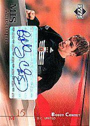2004 Upper Deck MLS Autographs #BCA Bobby Convey