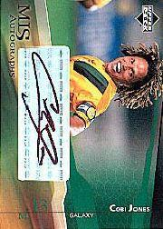 2004 Upper Deck MLS Autographs #CJA Cobi Jones