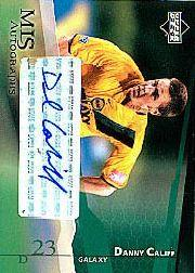 2004 Upper Deck MLS Autographs #DCA Danny Califf