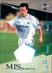 2004 Upper Deck MLS Jerseys #PJ Preki