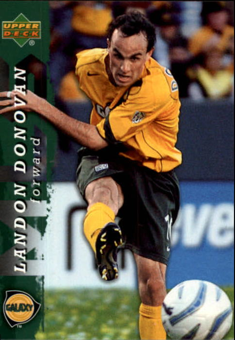 2006 Upper Deck MLS #59 Landon Donovan