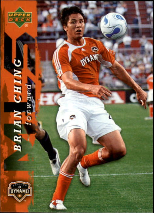 2006 Upper Deck MLS #94 Brian Ching