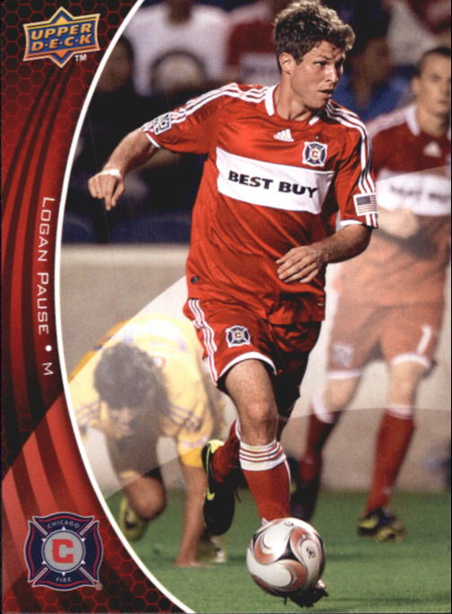 2010 Upper Deck MLS #11 Logan Pause