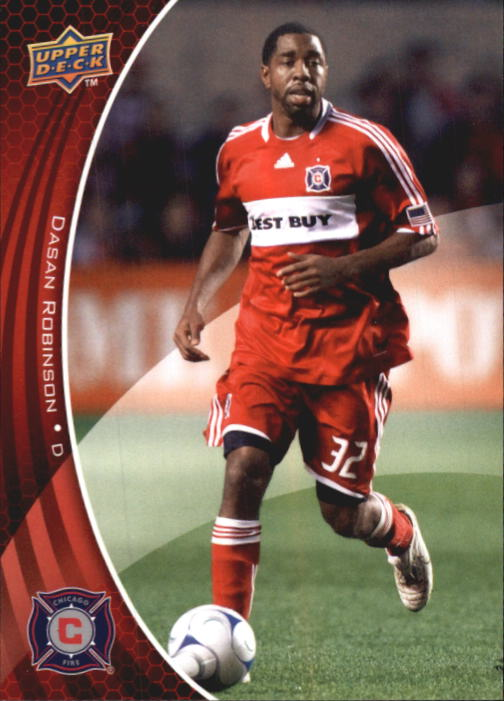 2010 Upper Deck MLS #12 Dasan Robinson