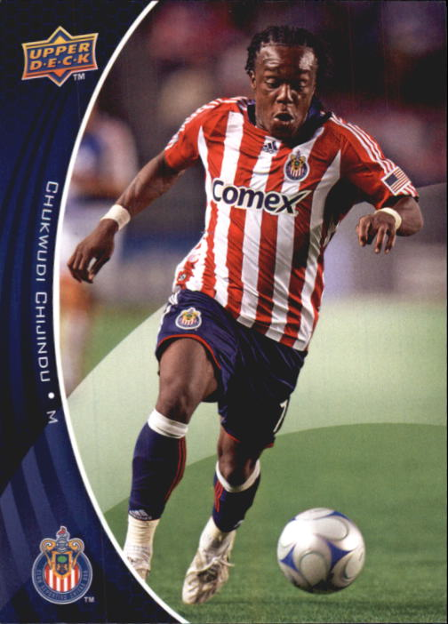 2010 Upper Deck MLS #15 Chukwudi Chijindu RC