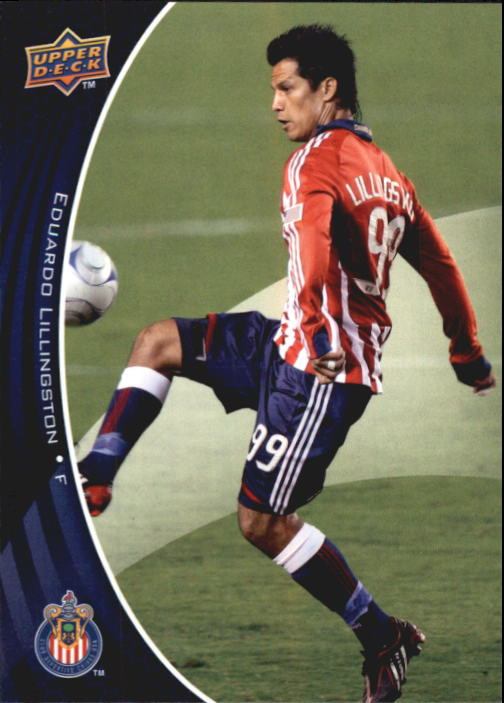 2010 Upper Deck MLS #22 Eduardo Lillington