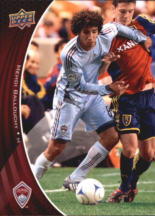 2010 Upper Deck MLS #24 Mehdi Ballouchy