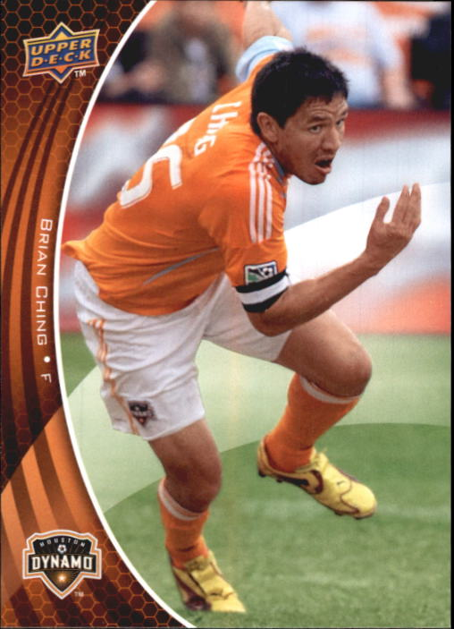 2010 Upper Deck MLS #72 Brian Ching