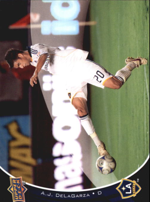2010 Upper Deck MLS #94 A.J. DeLaGarza