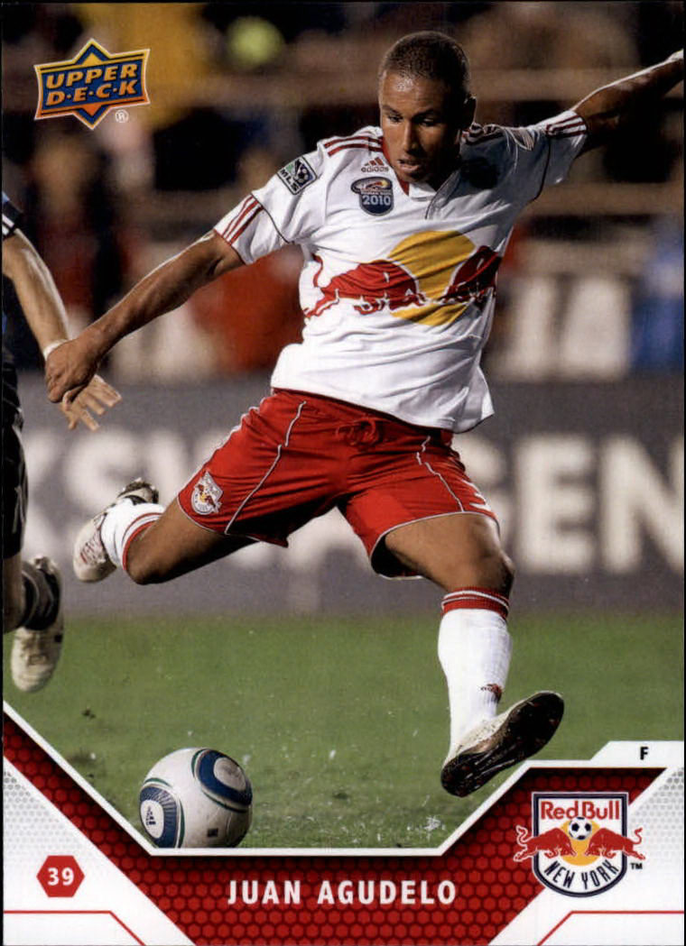 2011 Upper Deck MLS #103 Juan Agudelo RC