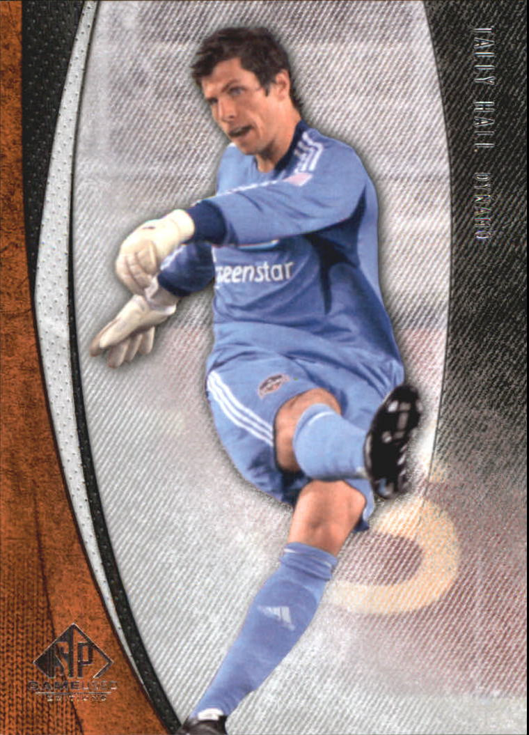2011 SP Game Used #20 Tally Hall