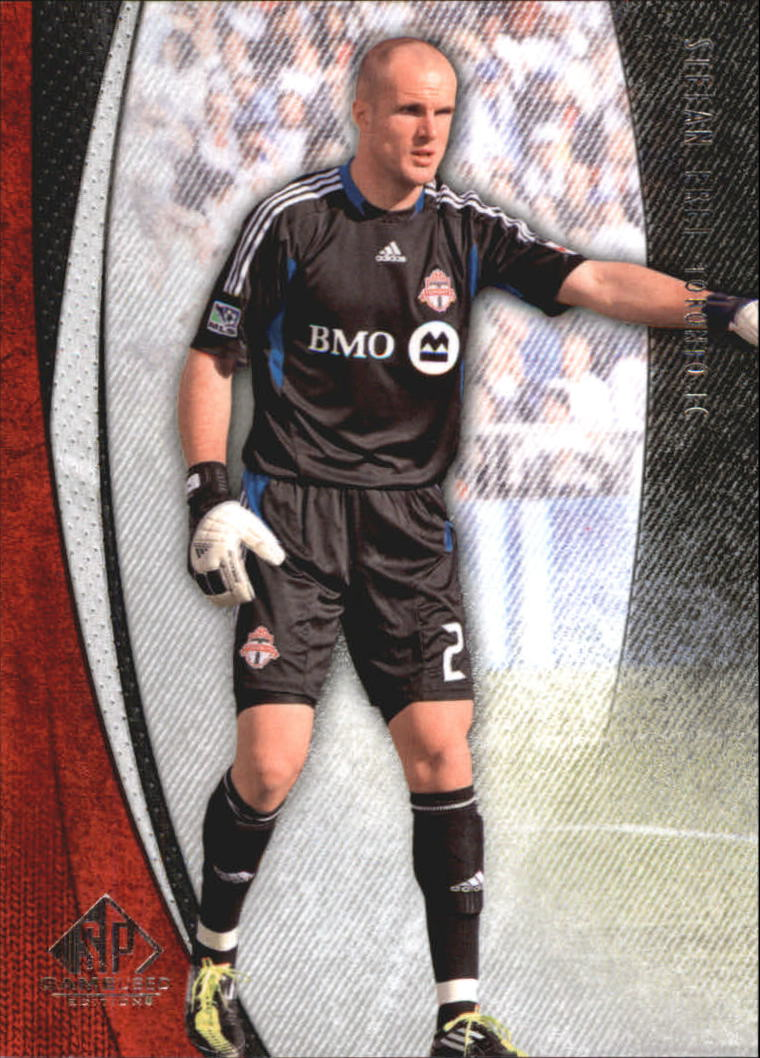 2011 SP Game Used #52 Stefan Frei
