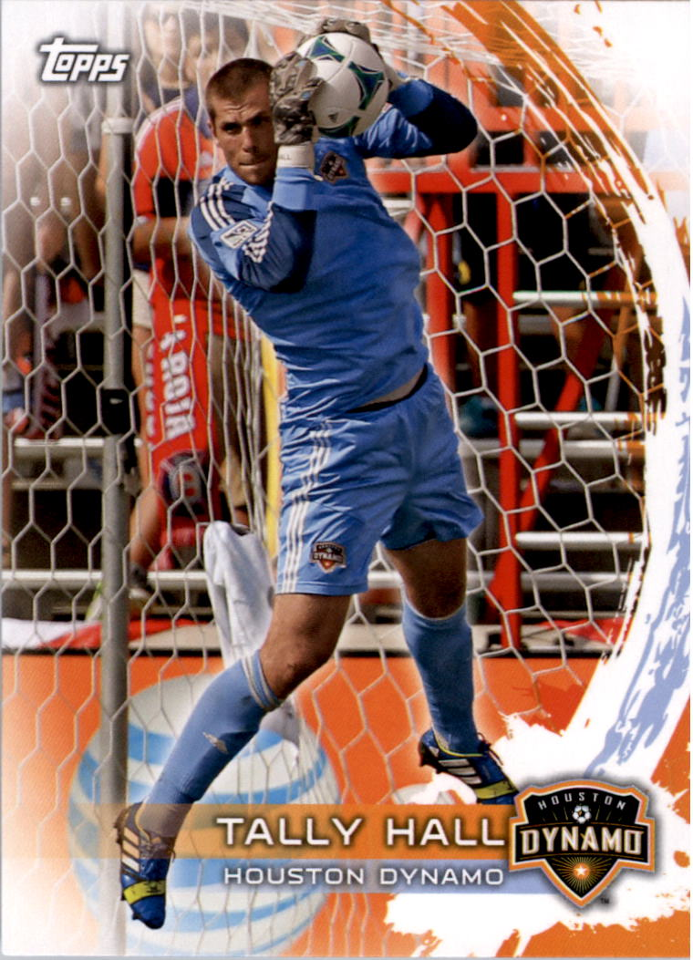2014 Topps MLS #133 Tally Hall