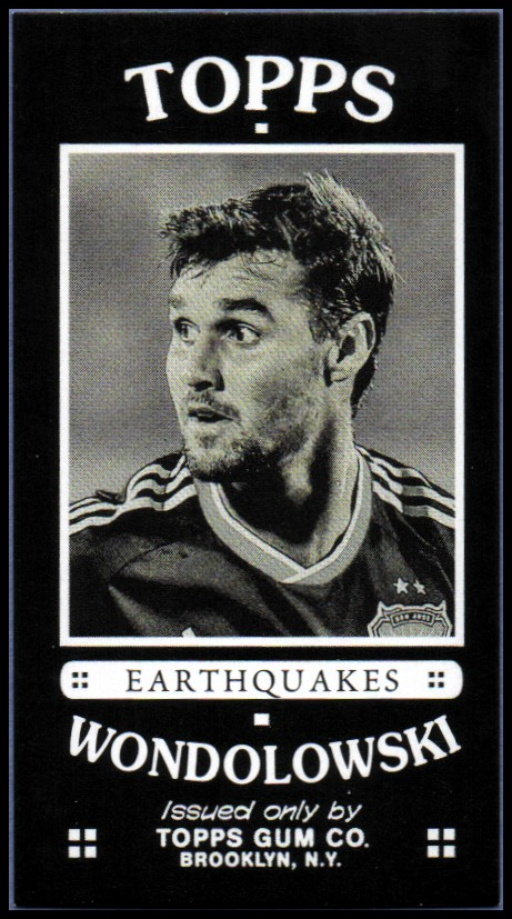 2014 Topps MLS Minis #TMCW Chris Wondolowski