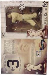 2006 McFarlane Baseball Cooperstown Collector's Edition #20 Babe Ruth