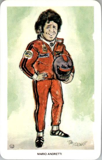 1979 World of Sport #6 Mario Andretti