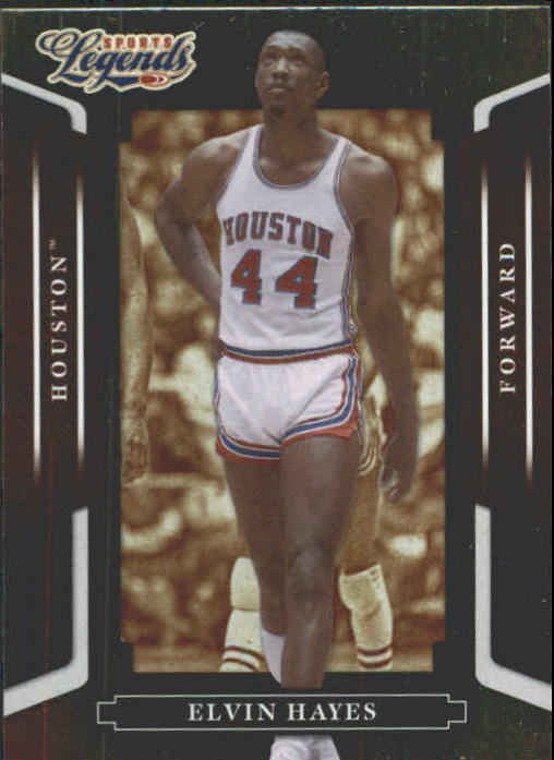 2008 Donruss Sports Legends #22 Elvin Hayes