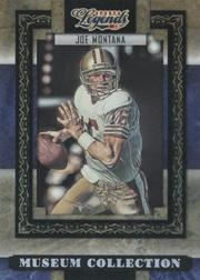 2008 Donruss Sports Legends Museum Collection #2 Joe Montana
