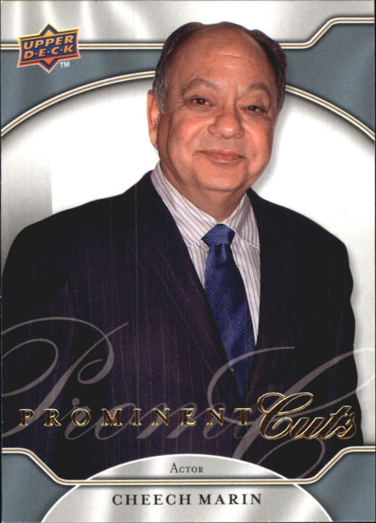 2009 Upper Deck Prominent Cuts #28 Cheech Marin