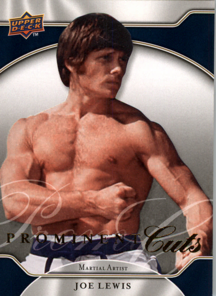 2009 Upper Deck Prominent Cuts #49 Joe Lewis