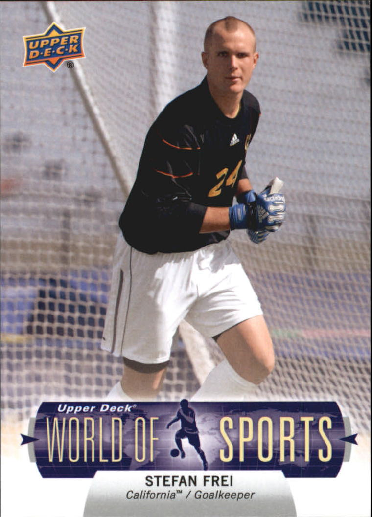 2011 Upper Deck World of Sports #234 Stefan Frei