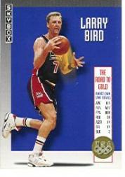 1992-93 SkyBox Olympic Team #USA6 Larry Bird