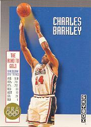 1992-93 SkyBox Olympic Team #USA7 Charles Barkley