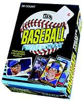 1985 Donruss Baseball Wax Box