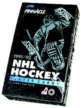 1991-92 Pinnacle Hockey Hobby Box