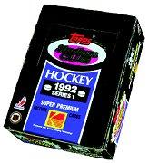 1992-93 Stadium Club Hockey Hobby Box Series 1