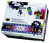 2001-02 Upper Deck Honor Roll Hockey Hobby Box