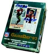 1993 GameDay Football Hobby Box