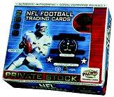 2000 Private Stock Football Hobby Box