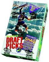 1992 Classic Basketball Hobby Box