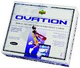 2000-01 Upper Deck Ovation Basketball Hobby Box