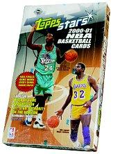 2000-01 Topps Stars Basketball Hobby Box