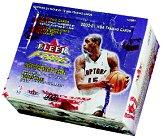 2000-01 Fleer Focus Basketball Hobby Box