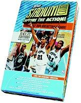 2001-02 Stadium Club Basketball Hobby Box