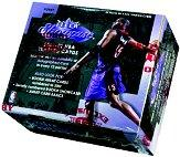 2001-02 Fleer Showcase Basketball Hobby Box