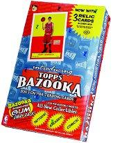 2003-04 Bazooka Basketball Hobby Box