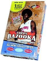 2004-05 Bazooka Basketball Hobby Box