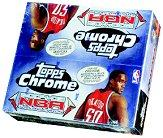 2004-05 Topps Chrome Basketball Hobby Box