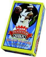 2004-05 Fleer Tradition Basketball Hobby Box