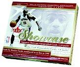 2004-05 Fleer Showcase Basketball Hobby Box